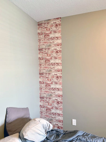 Peel And Stick Wallpaper Redecoration