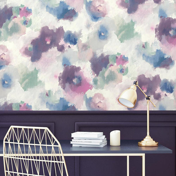 Decorate With Peel And Stick Wallpaper