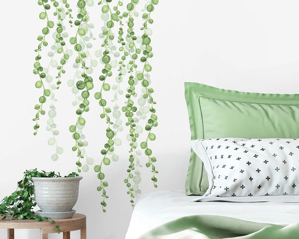 String Of Pearls Wall Decals