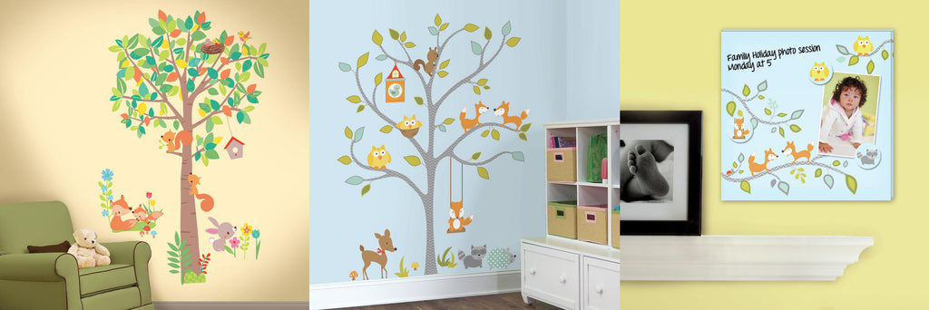 Tree Wall Decals And Wall Decor
