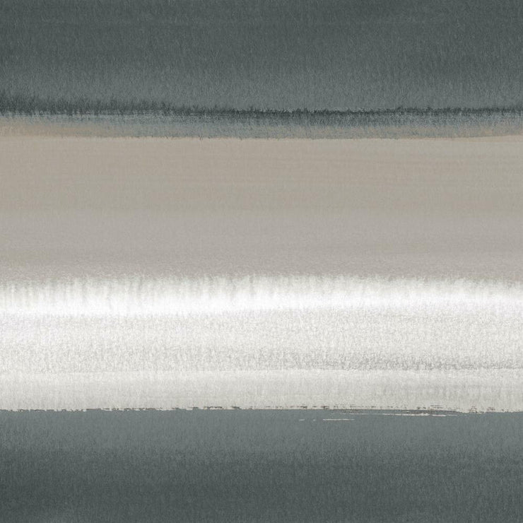 Watercolor Horizon Peel and Stick Mural taupe