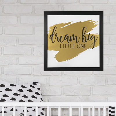 Dream Big Little One Canvas roomset