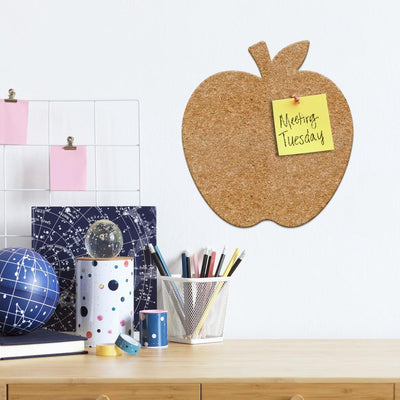Apple Cork Wall Art roomset
