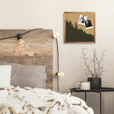Mountain Cork Wall Art roomset