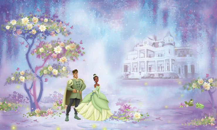 The Princess and The Frog XL Wallpaper Mural 10.5' x 6'