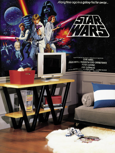 Star Wars XL Wallpaper Mural 10.5' x 6' roomset