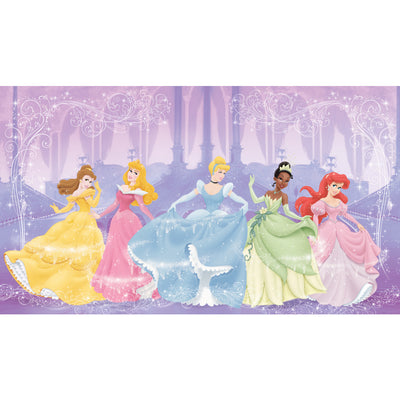 Perfect Princess Prepasted Wall Mural 6' x 10.5' roomset