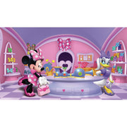 Minnie Fashionista XL Wallpaper Mural 10.5' x 6'