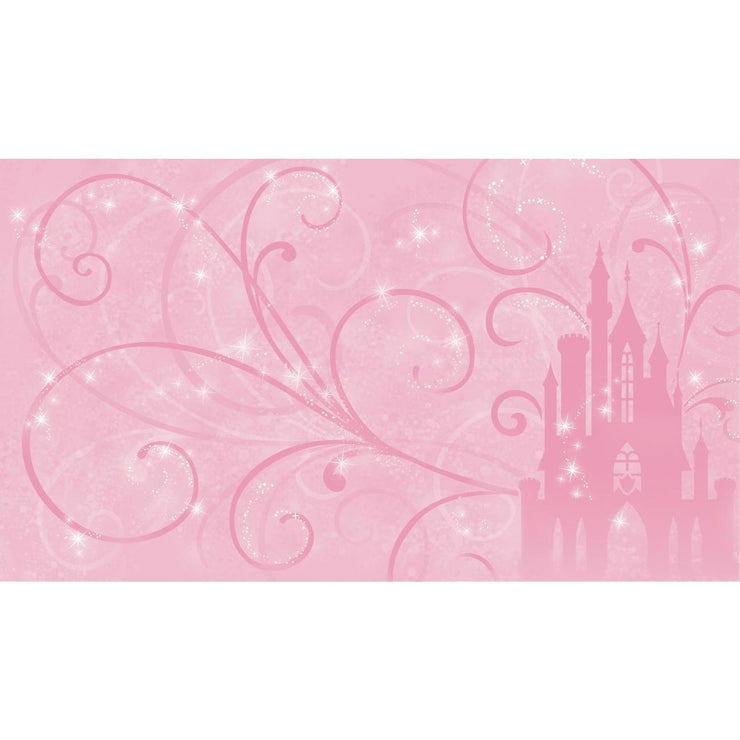 Disney Princess Scroll Castle XL Wallpaper Mural 10.5' x 6'