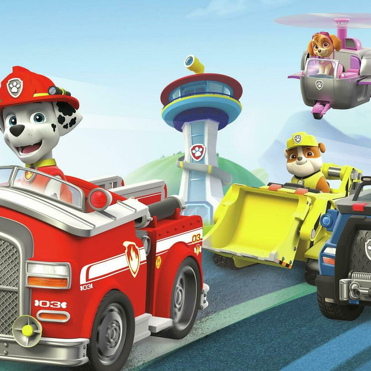 Paw Patrol Friends XL Wallpaper Mural 10.5' X 6'