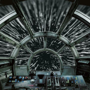 Star Wars™ Millennium Falcon™ Peel and Stick Mural