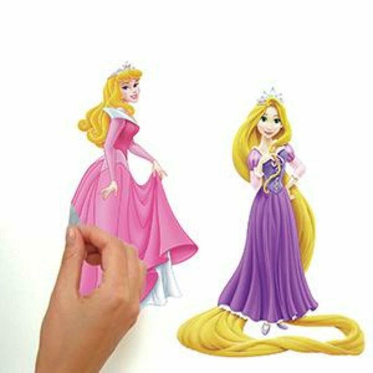 Glow Within Disney Princess Wall Decals peel