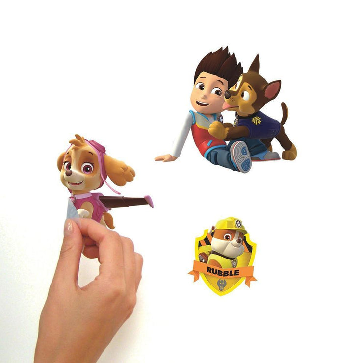 PAW Patrol Wall Decals peel