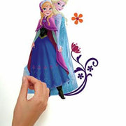 Disney Frozen Spring Wall Decals peel