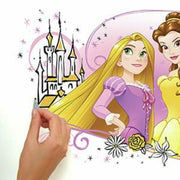 Disney Princess Friendship Adventures Giant Wall Graphic peel