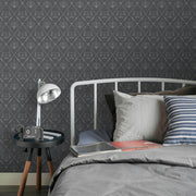 Star Wars Dark Side Peel & Stick Wallpaper roomset 3