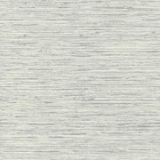 RMK11078WP Gray Grasscloth Peel And Stick Wallpaper
