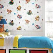 Paw Patrol Peel and Stick Wallpaper roomset 3