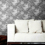 Jungle Toile Peel and Stick Wallpaper