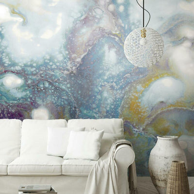 Galaxy Peel and Stick Mural roomset