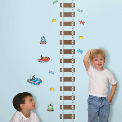 Thomas & Friends Growth Chart Wall Decals roomset
