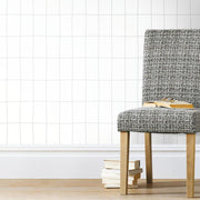 Off the Grid Peel and Stick Wallpaper roomset 4