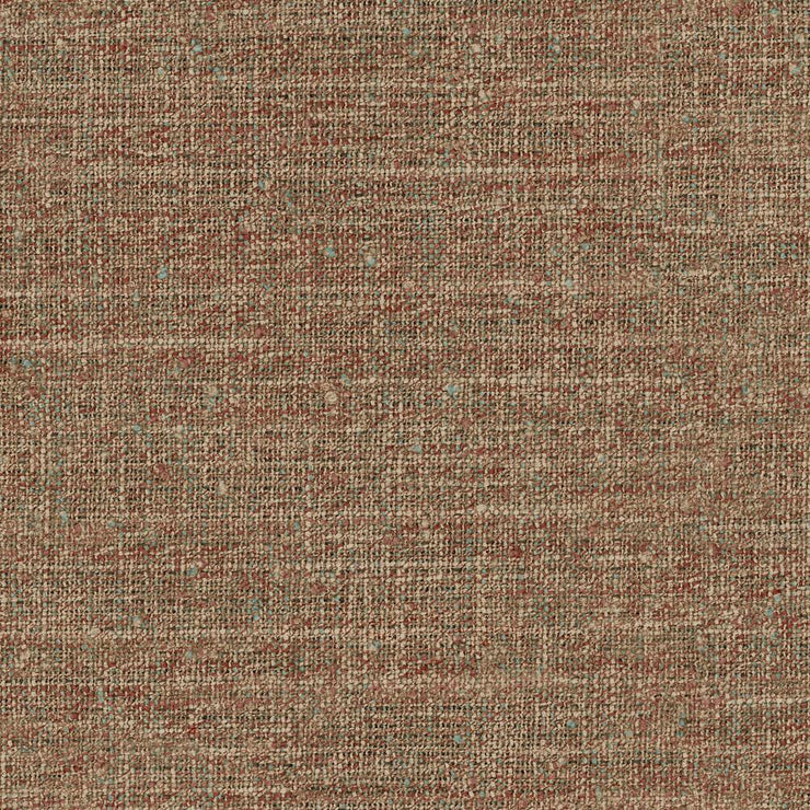 Tweed Peel and Stick Wallpaper red