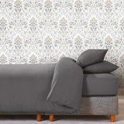 Persian Damask Peel and Stick Wallpaper