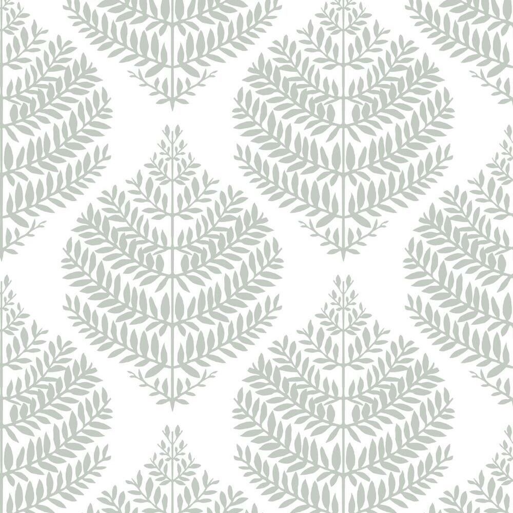Hygge Fern Damask Peel And Stick Wallpaper Roommates Decor