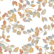Finlayson Latvus Peel and Stick Wallpaper orange