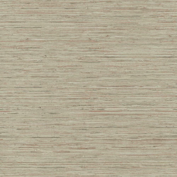 Grasscloth Peel and Stick Wallpaper taupe