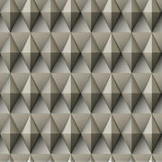 Paragon Geometric Peel and Stick Wallpaper brown