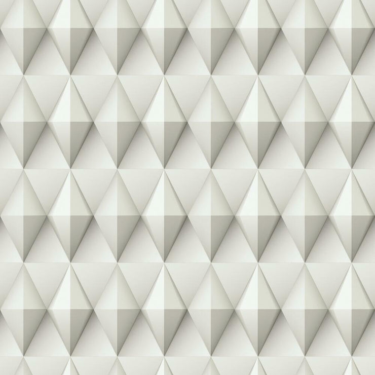 Paragon Geometric Peel and Stick Wallpaper taupe