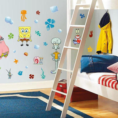 Spongebob Squarepants Wall Decals roomset