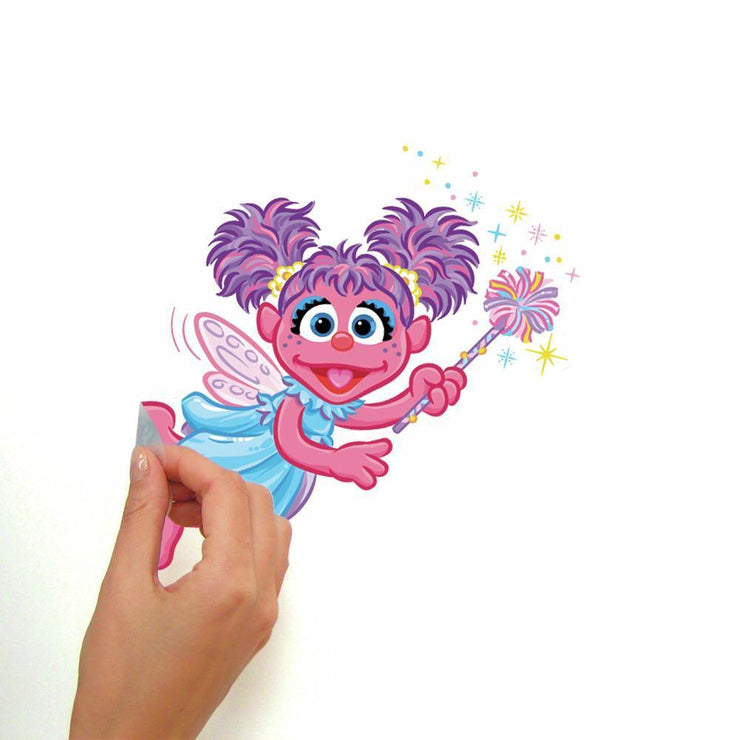 Sesame Street Wall Decals peel