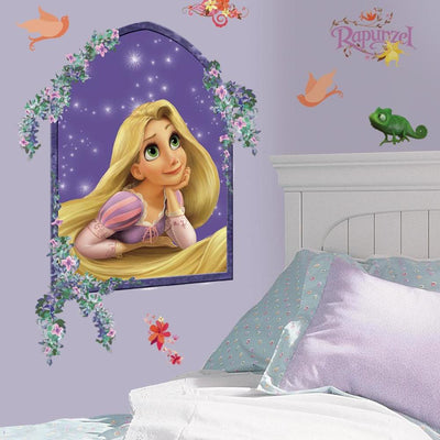 Tangled Giant Wall Decal roomset