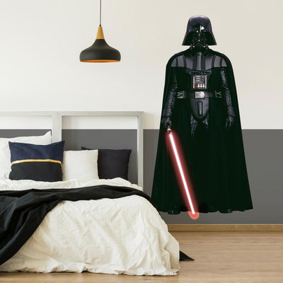 Star Wars Darth Vader Giant Wall Decal roomset
