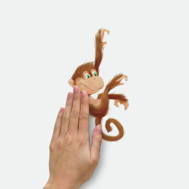 Monkey Business Wall Decals place