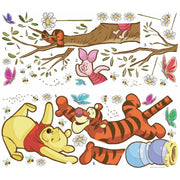 Winnie the Pooh Swinging for Honey Giant Wall Decals sheet