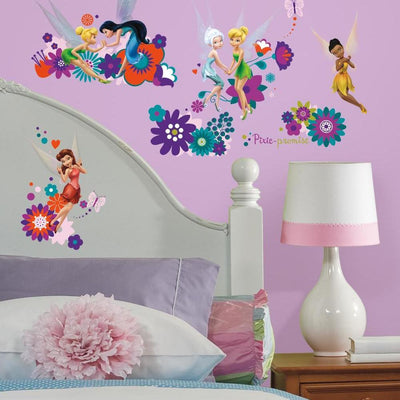 Best Disney Fairy Friends Wall Decals