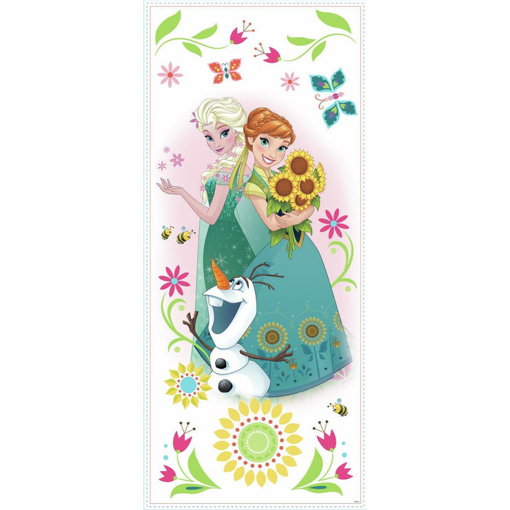 Disney Frozen Fever Group Giant Wall Graphics
