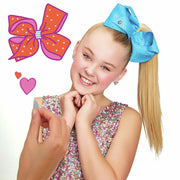 JoJo Siwa Unicorn Dream Peel and Stick Giant Wall Decals peel