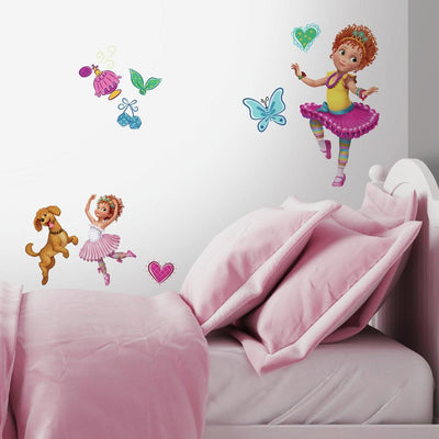 Disney Junior Fancy Nancy Wall Decals roomset