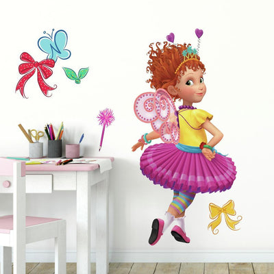 Disney Junior Fancy Nancy Giant Wall Decals roomset