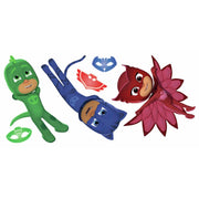 PJ Masks Superheroes Peel and Stick Giant Wall Decals sheet