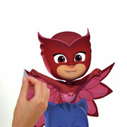 PJ Masks Superheroes Peel and Stick Giant Wall Decals peel
