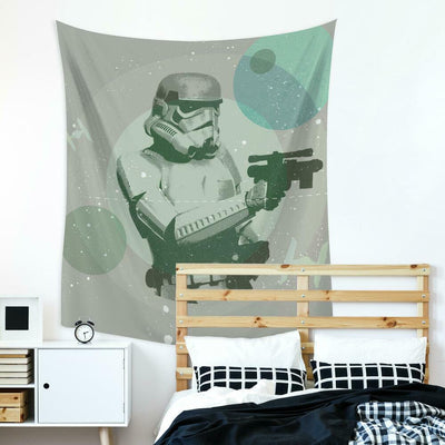 Stormtrooper Tapestry roomset