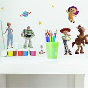Toy Story 4 Peel and Stick Wall Decals roomset 2