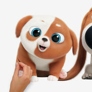 Secret Life of Pets 2 Peel and Stick Giant Wall Decals peel