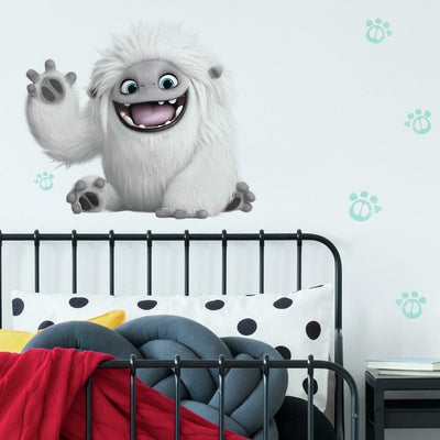 Abominable Everest Giant Wall Decals roomset